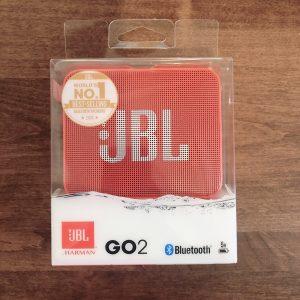 JBL GO2のパッケージ